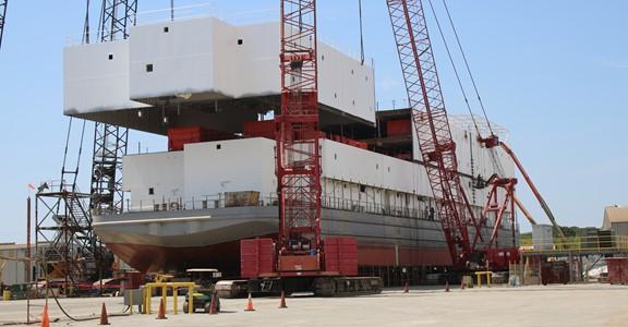 ST Engineering - Shipbuilding