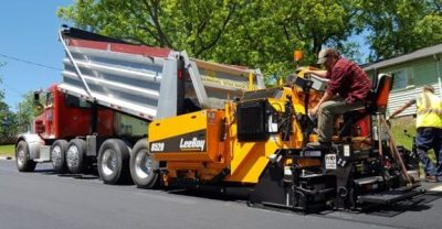 Road Construction and Maintenance Equipment