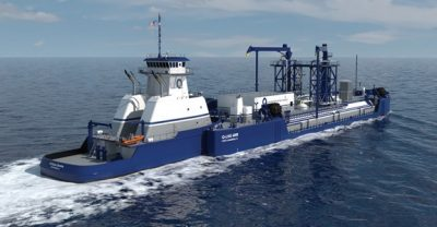 Liquefied Natural Gas (LNG) Carriers